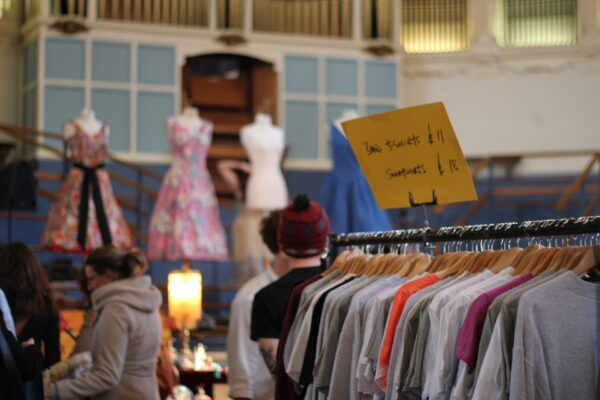 Writer seeks best UK charity shops for vintage clothes and accessories